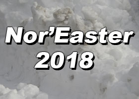 Nor'Easter Storms of 2018
