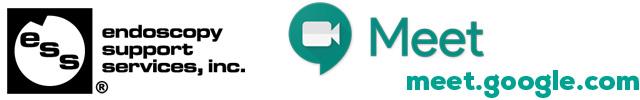 ESS on Google Meet - 11:00am-2:00pm EDT